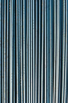 Free Steel Bars Royalty Free Stock Photos - 17409188