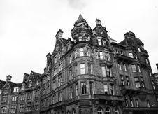 Free Classic Buildings At Edinburgh Stock Photography - 17409312