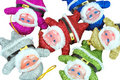 Free Santa Claus Background Royalty Free Stock Images - 17411309