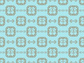 Free Blue Damask Seamless Wallpaper Royalty Free Stock Image - 17413256