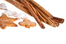 Free Traditional Home Baked Ginger Cookies Royalty Free Stock Image - 17410716
