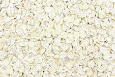 Free Groats Of Oat-flakes Stock Image - 17411411