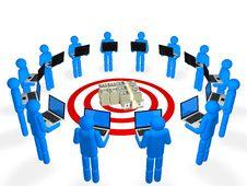 Free Globe Business Royalty Free Stock Photo - 17411915