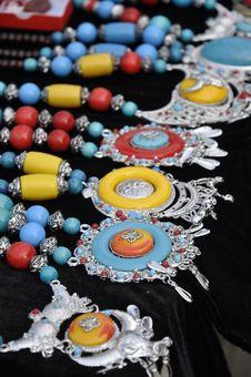 Free Antique Tibetan Artifacts Stock Photo - 17413790