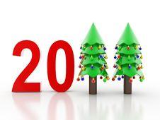 Free Christmas Tree Stock Image - 17414591