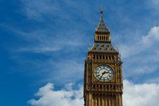 Free Big Ben Stock Images - 17415254