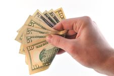 Free Dollars Stock Photography - 17415472