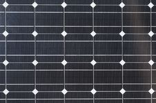 Free Photovoltaic Module Detail Royalty Free Stock Photo - 17415525