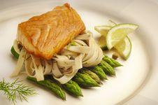 Free Salmon Stock Image - 17415751