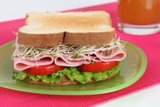 Free Sandwich Stock Images - 17416924