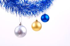 Free Christmas Decorations Royalty Free Stock Photos - 17417128