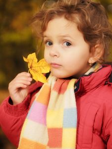 Free Little Girl Stock Photos - 17417353