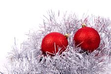 Free Christmas Decorations Stock Images - 17417464