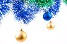 Free Christmas Decorations Royalty Free Stock Photography - 17417527