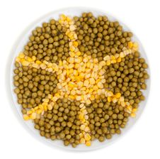Free Corn And Peas Stock Image - 17418101