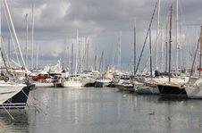 Free Yachts Royalty Free Stock Photos - 17418448