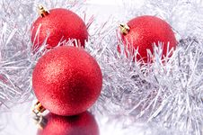 Free Christmas Decorations Stock Photo - 17418450