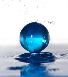 Free Waterspheres Royalty Free Stock Images - 17419489