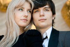 Free Couple - Girl And Guy Stock Image - 17419831
