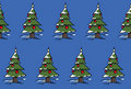 Free Xmas Trees Forest Stock Image - 17421191