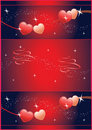 Free Hearts Abstract Background Stock Photos - 17426653