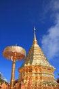 Free Golden Pagoda Stock Photo - 17427070