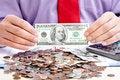 Free Businessman And Money Stock Photo - 17427730