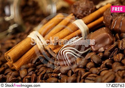 Free Tasty Chocolate Stock Photos - 17420763