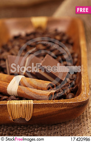 Free Tasty Chocolate Royalty Free Stock Image - 17420986