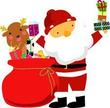 Free Santa Stock Photos - 17420473