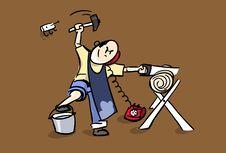 Free Hardworker Stock Images - 17420954