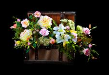 Free Flowers In A Box Stock Photography - 17422542
