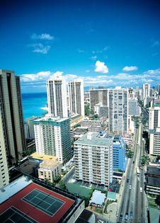 Free Urban Scene Stock Photo - 17423550