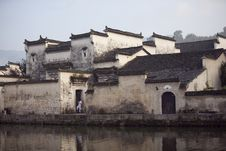 Free Traditional Chinese Ancient Architecture Royalty Free Stock Photo - 17424245