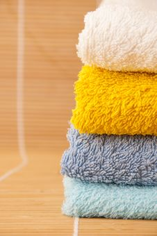 Free Towels Stock Images - 17425424