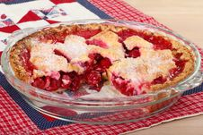 Free Cherry Pie Royalty Free Stock Image - 17425516