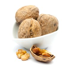 Free Walnuts Royalty Free Stock Images - 17425719