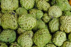 Free Custard Apple Royalty Free Stock Images - 17426179