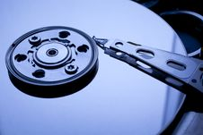 Free Hard Disk. Stock Photo - 17427050