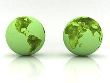 Free Earth Royalty Free Stock Image - 17427216