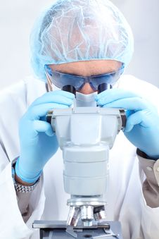 Free Laboratory Stock Image - 17427631
