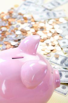 Free Money Stock Photography - 17427742