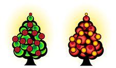 Free Christmas Tree Stock Photo - 17428060