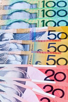 Free Australian Currency Royalty Free Stock Photo - 17428555