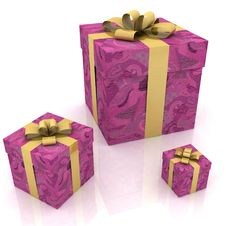 Free Gift Stock Photography - 17429782
