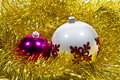 Free Christmas Balls Royalty Free Stock Images - 17431689