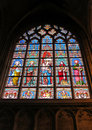 Free Stained Window Stock Image - 17436431