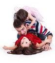 Free Happy Family Stock Photos - 17439583