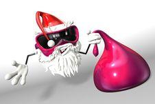 Free Happy Santa Stock Photos - 17430093