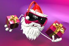 Free Happy Santa Stock Photos - 17430253